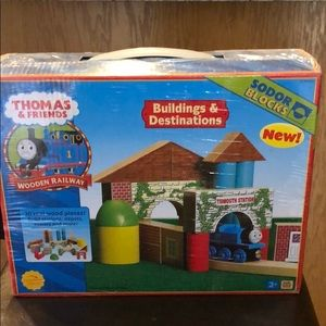 Thomas & Friends Wooden Buildings and Destinations